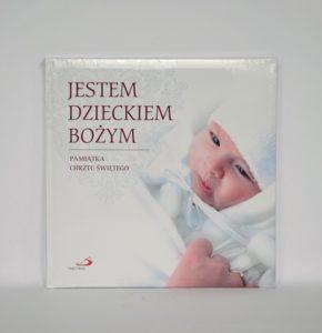 album na chrzest
