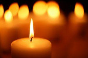 gromnica to ważna świeca dla chrześcijan