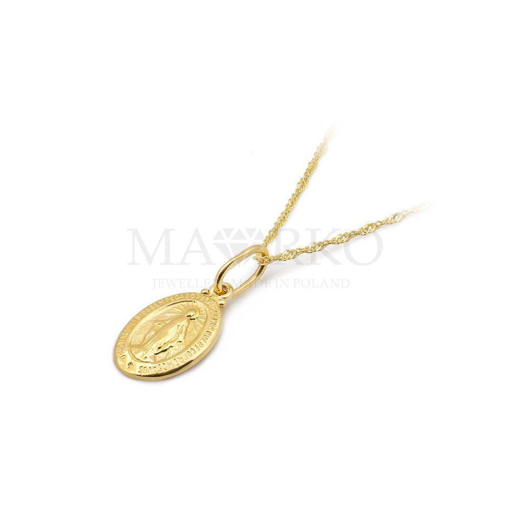medaliki-złote